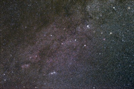 Kasiopeja i Double Cluster