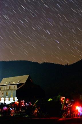 Bjelolasica Star Party, 17.8.2012.