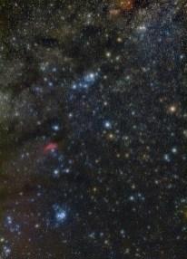 Zviježđe Perzej.
