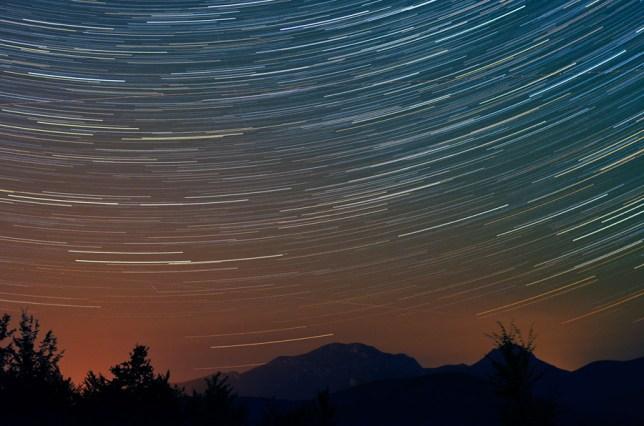 Zvjezdani tragovi sa Sv. Roka, 18.18.2012.