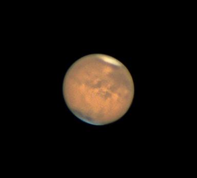 Mars, 29.7.2018.