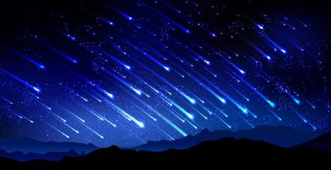 P Lucianatten vntar spektakulrt stjrnfall  Geminiderna  Astroguide  allt om astrologi och