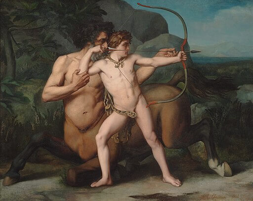 Astrological Coaching: The Education of Achilles by Chiron