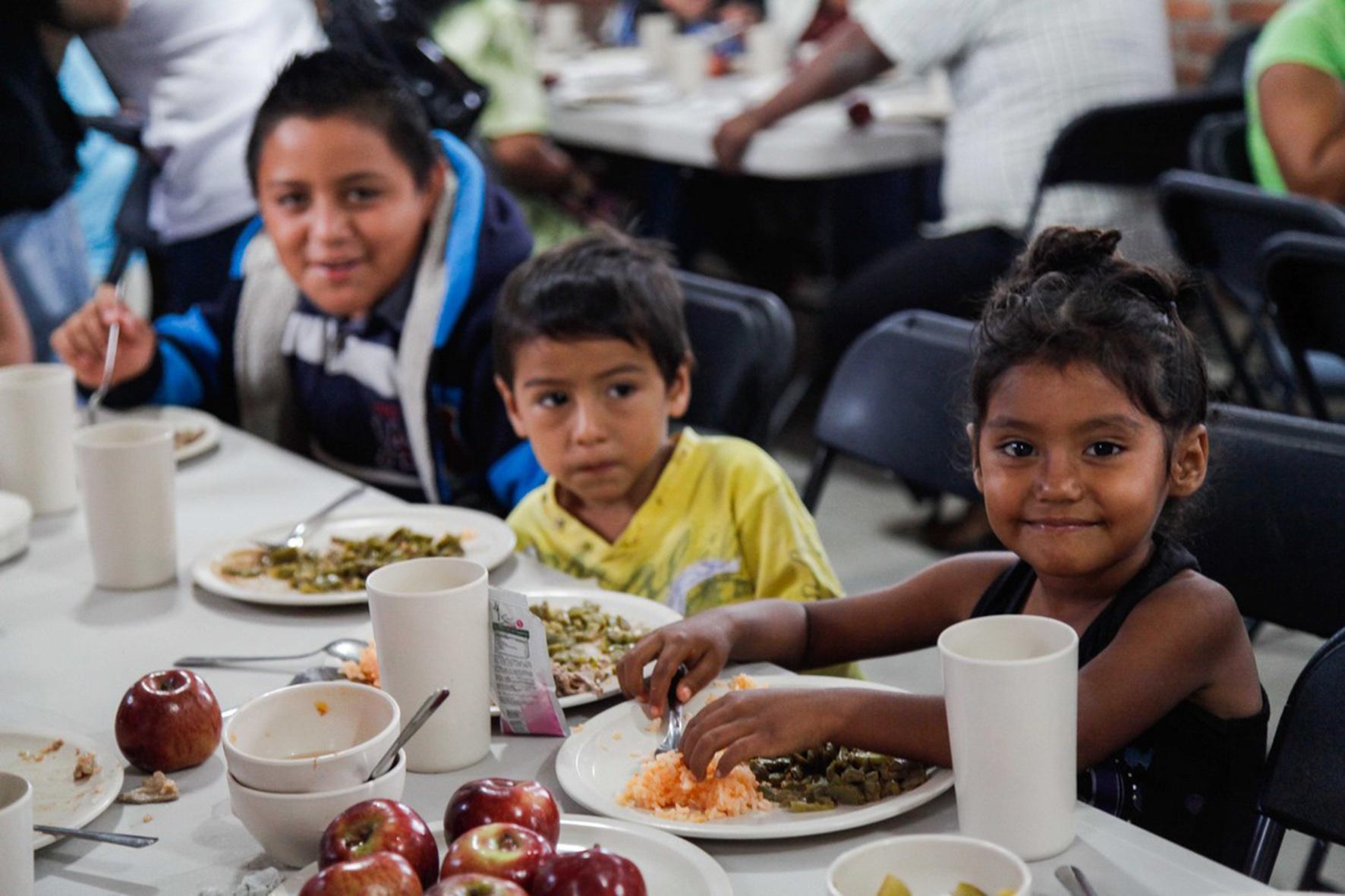 Pemex construir 39 comedores comunitarios en Oaxaca