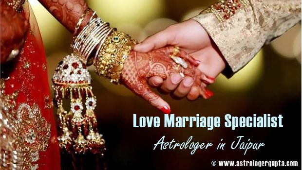 Famous Love Marriage Specialist Astrologer in Jaipur