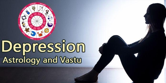 Depression Astrology and Vastu Tips