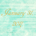Astrology of Today – Tuesday, January 31, 2017