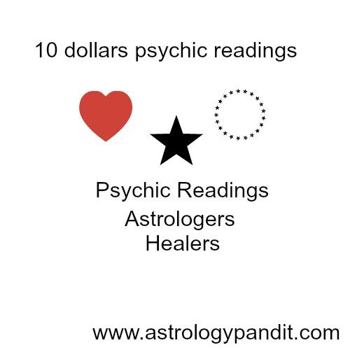 10 dollar psychic reading