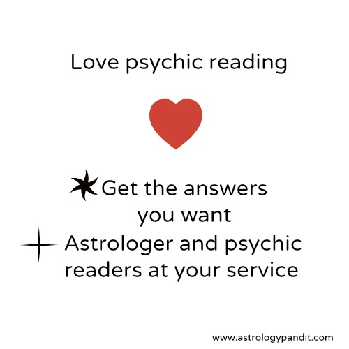 love psychic reading
