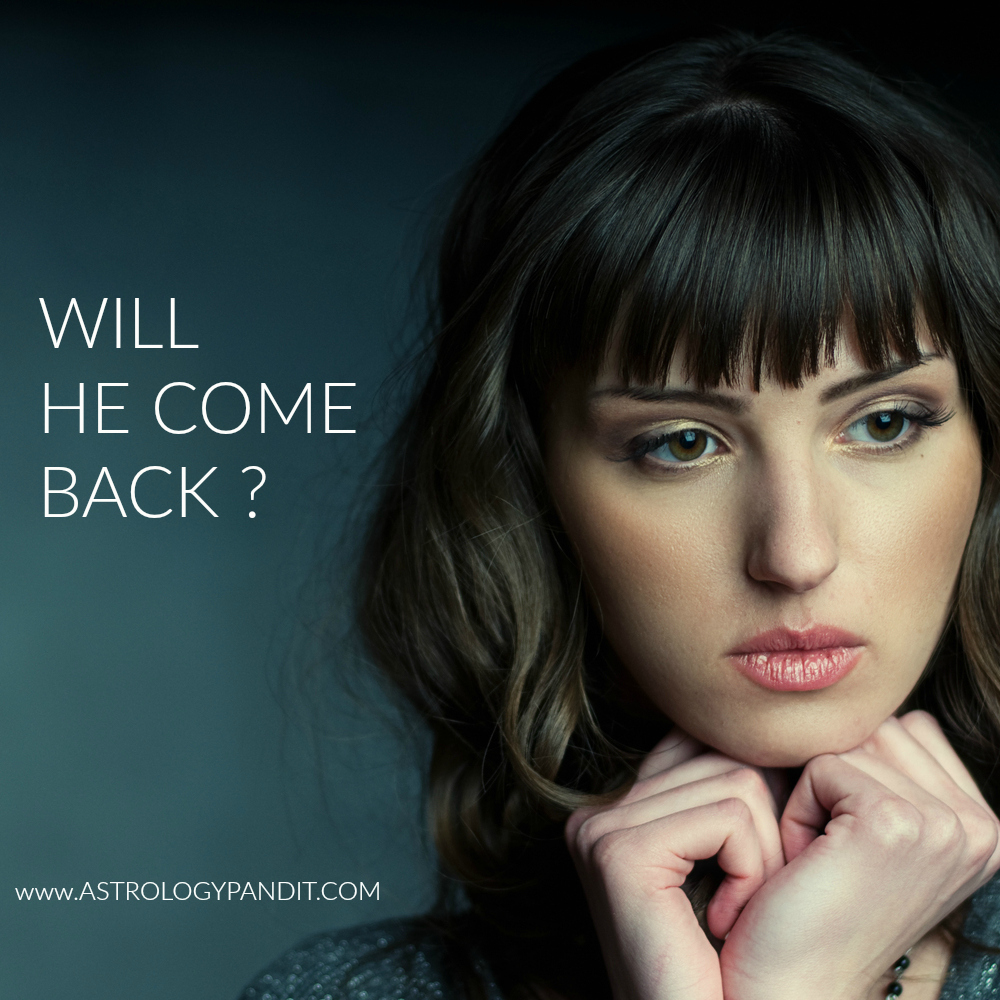 will he come back