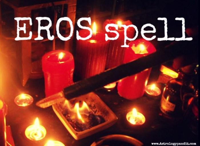 eros spell