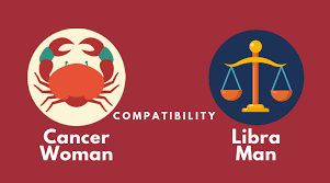 libra man and cancer women compatibility