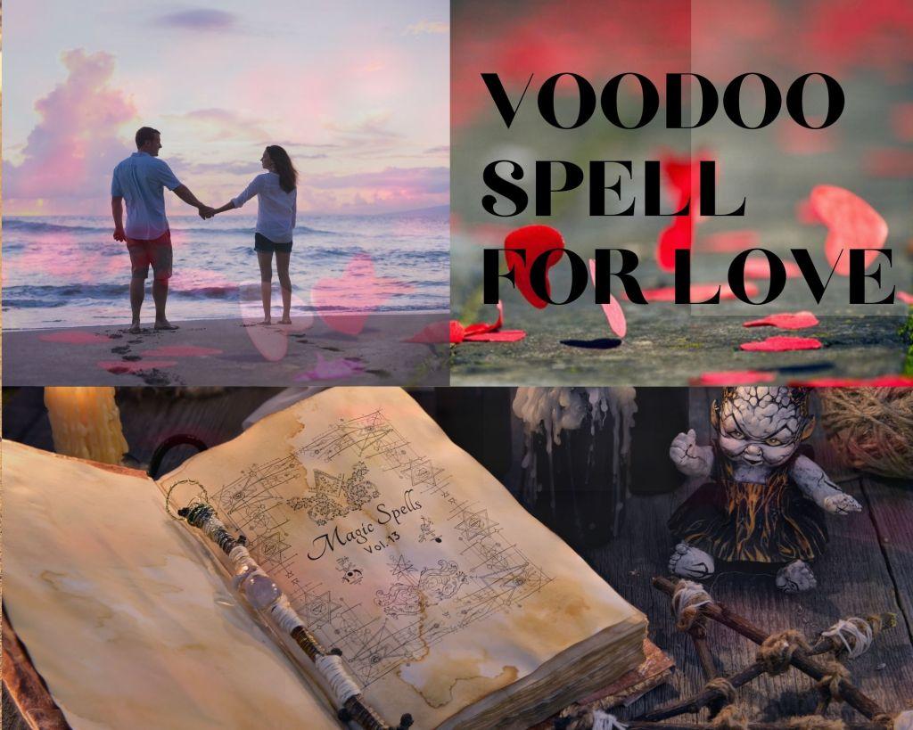 voodoo spell for love