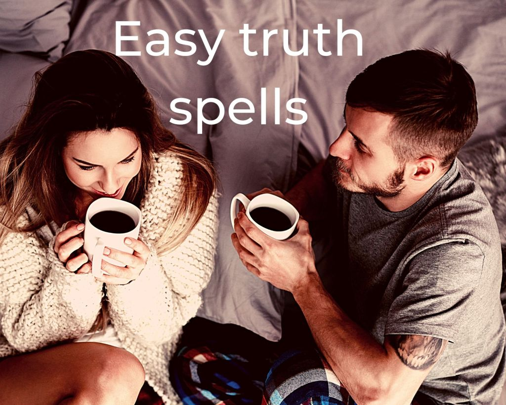 Easy truth spells