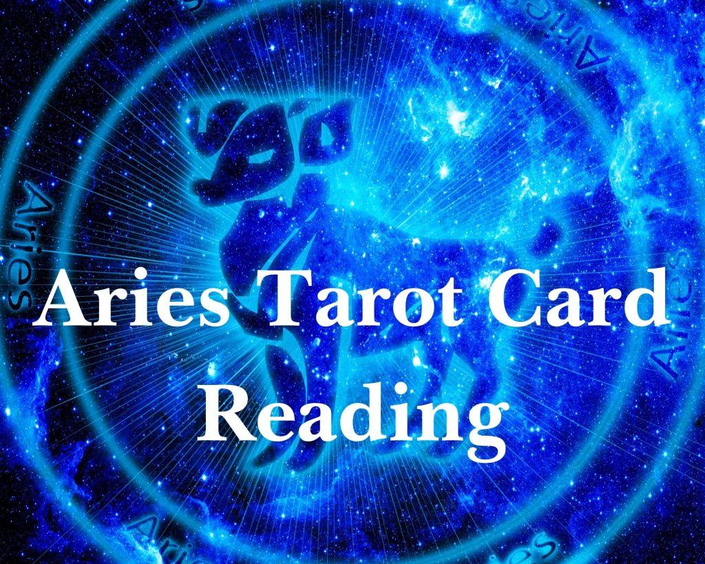 aries tarot card reading