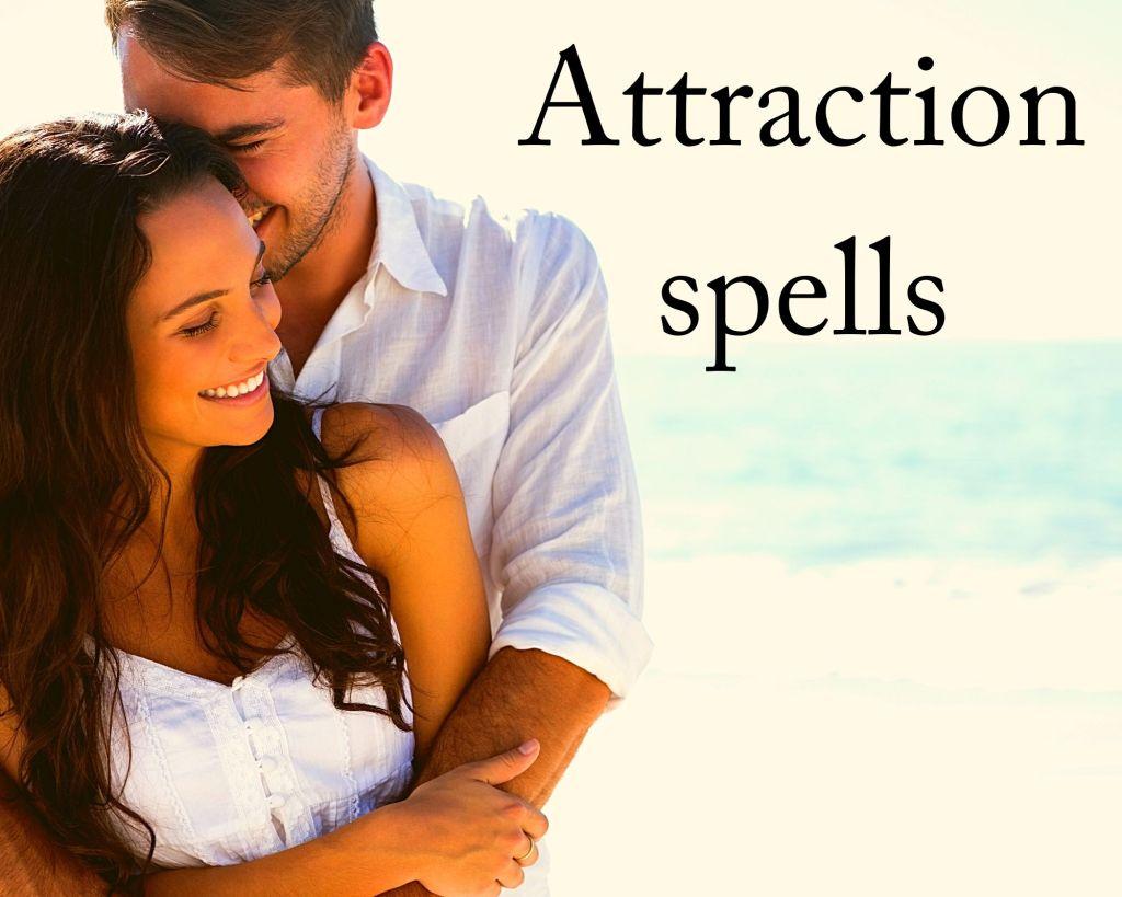 attraction spells
