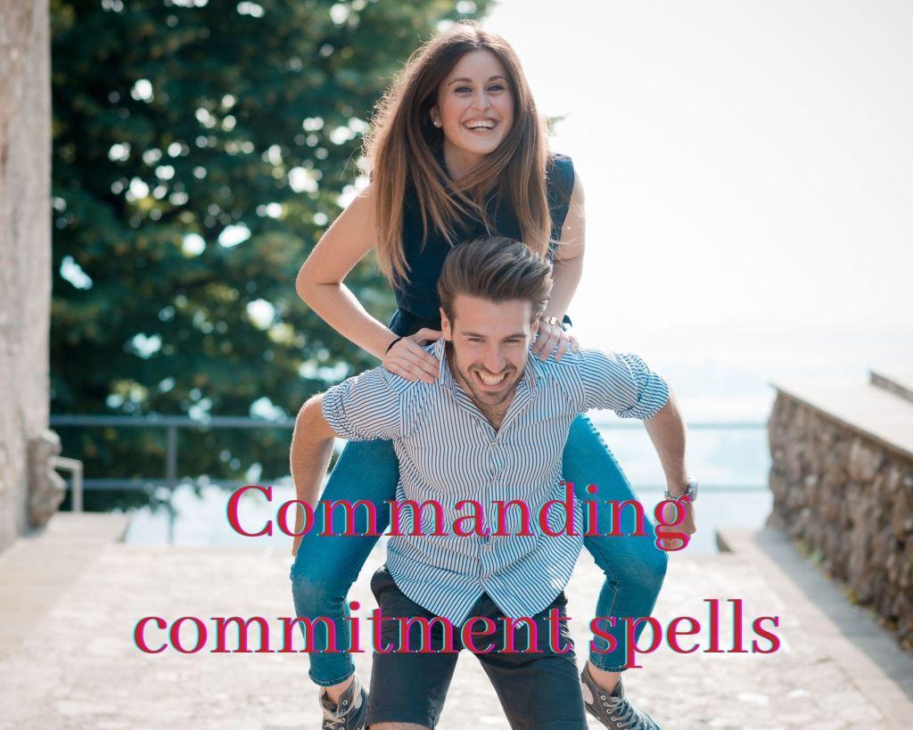 commanding commitment spells