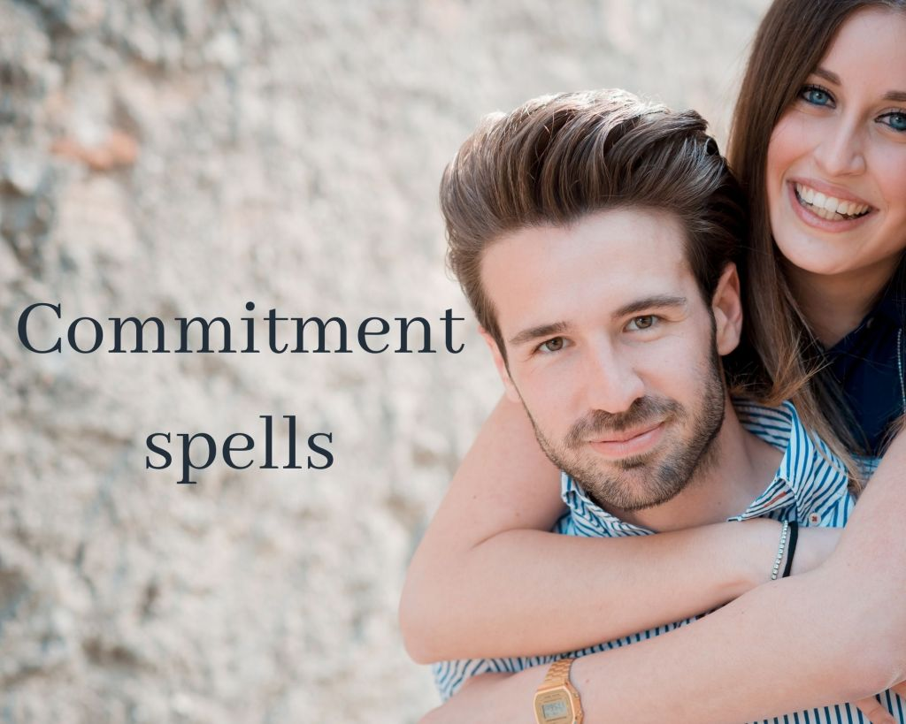 commitment spells