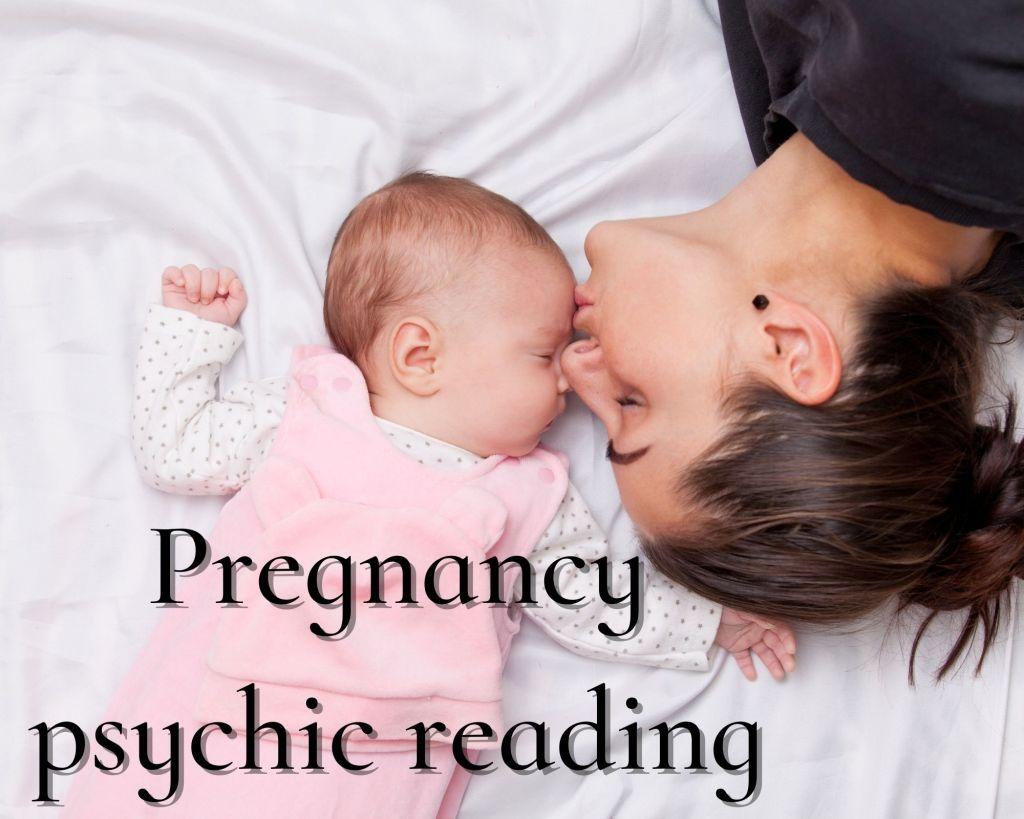 baby psychic reading