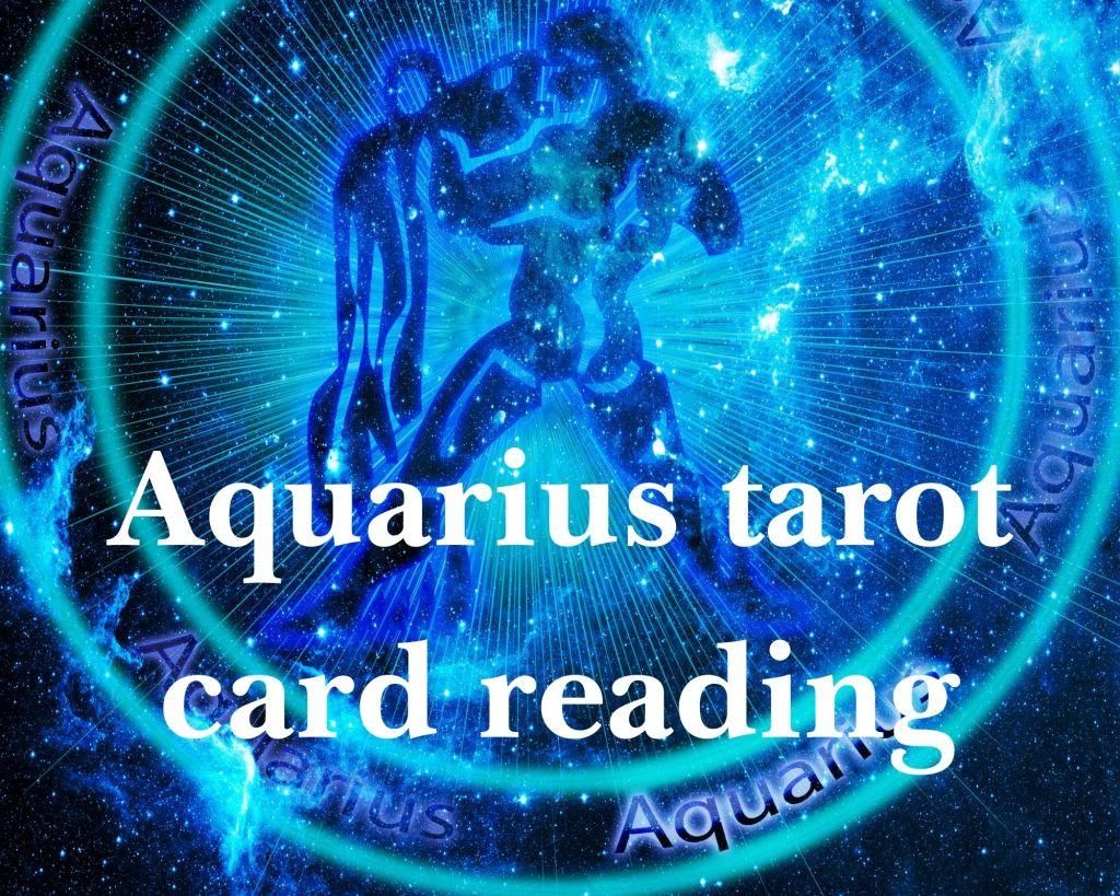 aquarius tarot card reading
