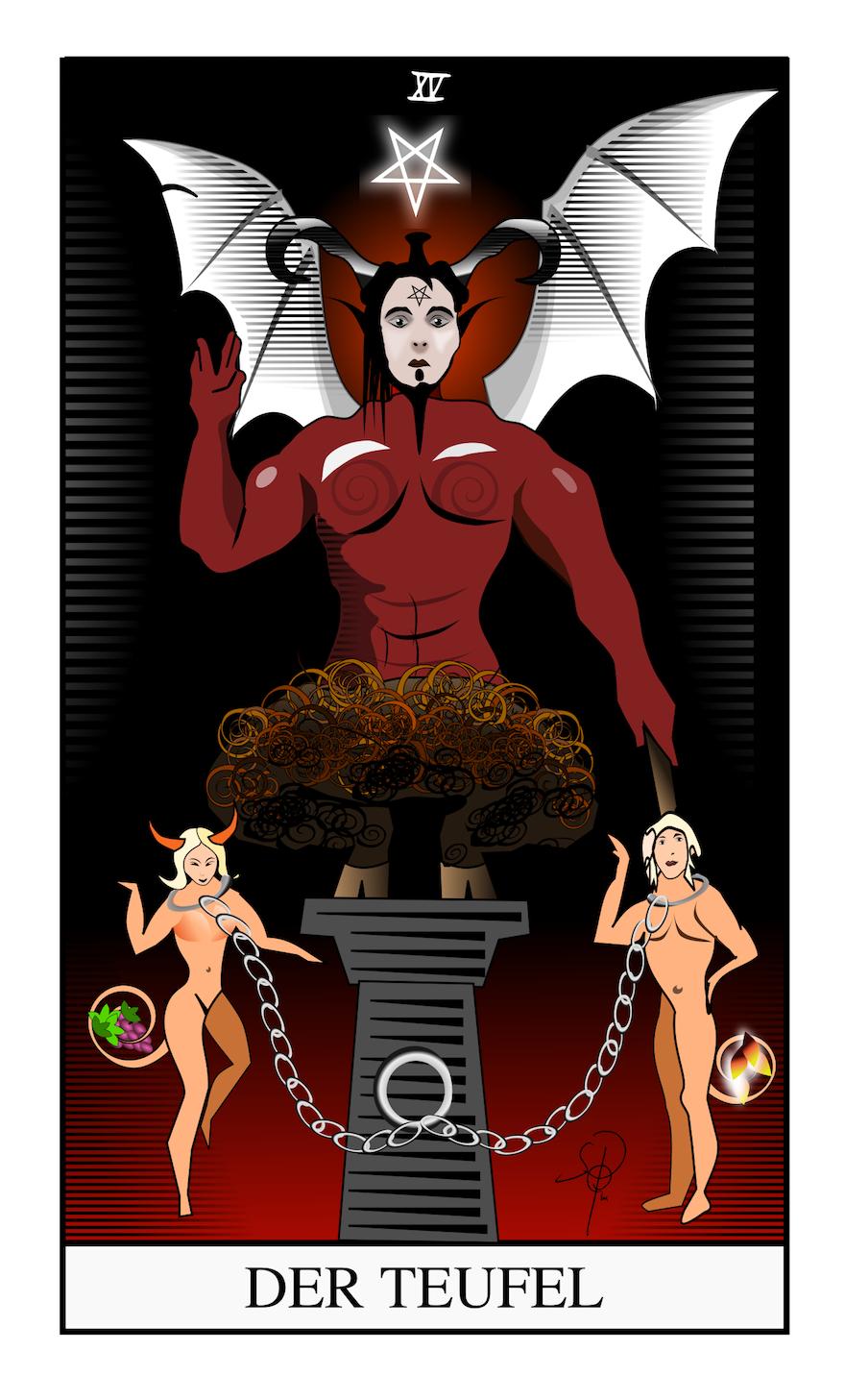Tarot - Der Teufel