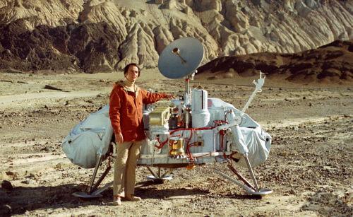 Carl Sagan y la Mariner 4