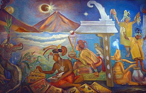 Ancient Aztec Astronomy