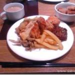 鎌倉ディナー、逗子の『NATURAL TABLE』で満腹バイキング