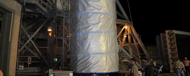 Giovedì 18 agosto sono state consegnate al Complesso di Lancio 17B (CCAFS) le due sonde GRAIL, pronte per essere issate sopra il Delta II che le lancerà...