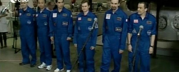 La missione Mars 500, iniziata il 3 Giugno 2010 è terminata dopo 520 giorni con pieno successo.