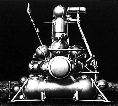 Image result for luna 15 images