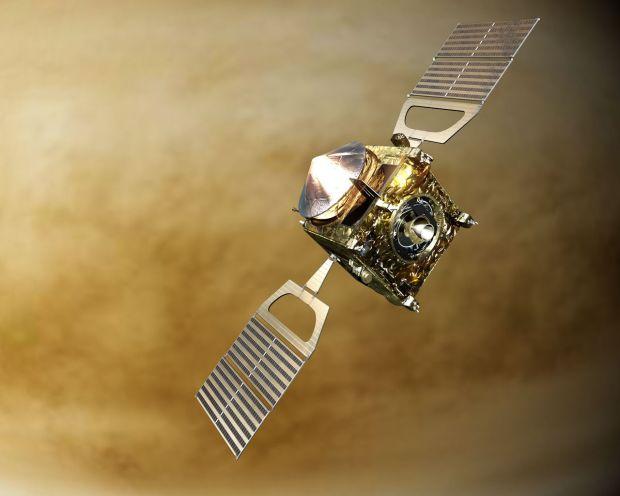 Ученые: На темной стороне Венеры облака движутся независимо от вращения планеты