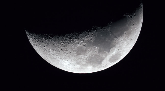 Cómo se producen las fases lunares