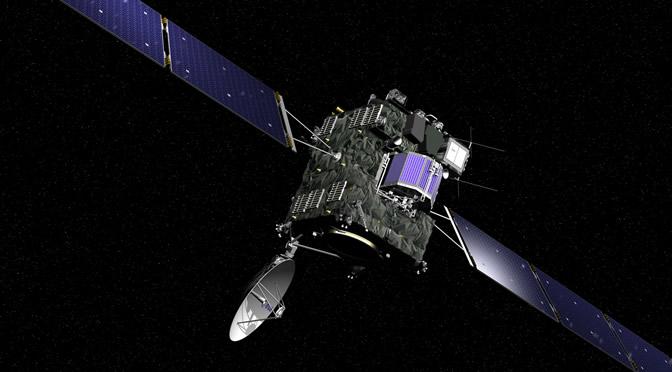 Finalmente, fue lanzada la sonda Rosetta