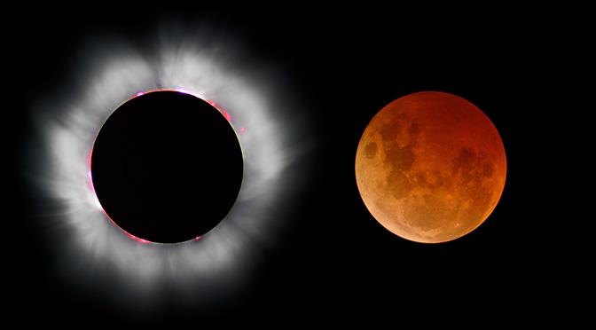 ¿Por qué ocurren los eclipses?