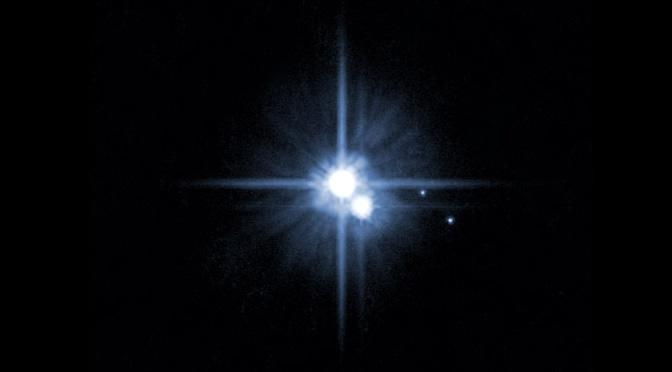 El telescopio espacial Hubble y el complejo de radiotelescopios ALMA colaboran con la misión New Horizons