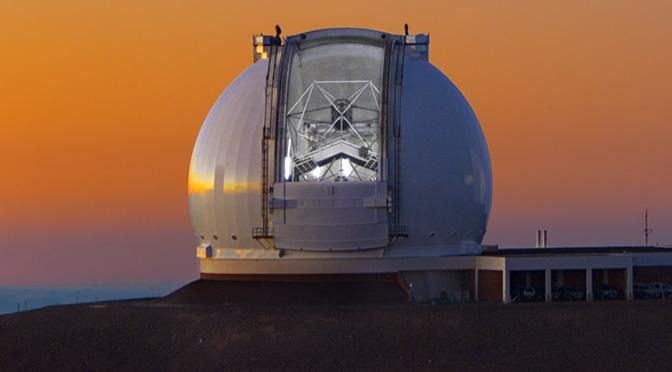 La historia del telescopio