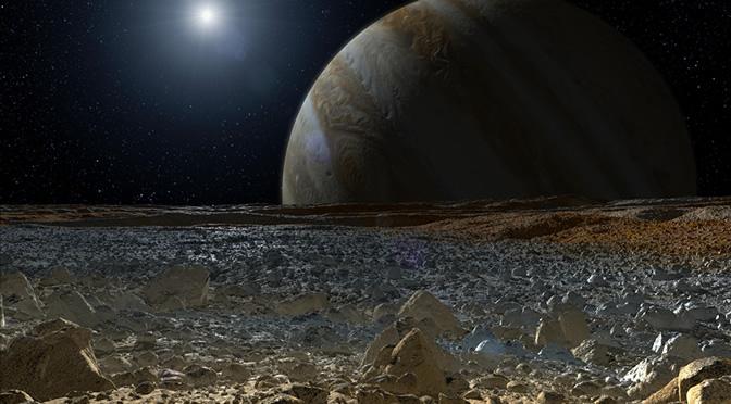 La tectónica de placas en Europa podría aumentar las posibilidades de hallar vida en su océano subterráneo