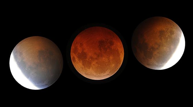 Eclipse total de Luna del 27 de septiembre de 2015