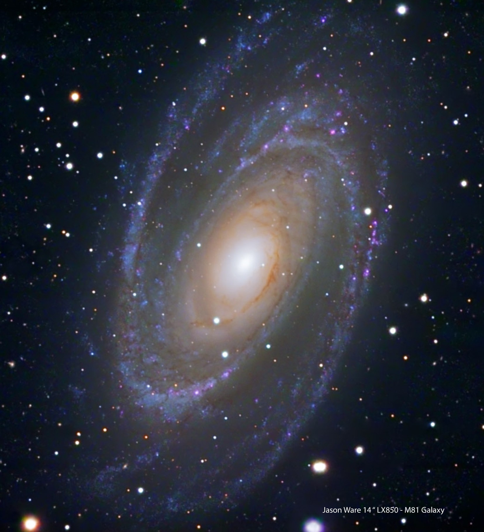 Meade LX850 Telescope 12 Goto StarLock Equatorial ACF