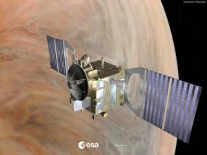 Venus Express.