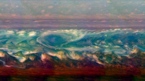Saturn firtina
