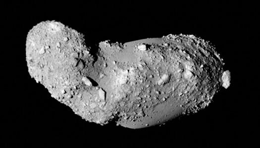 asteroit_Itokawa