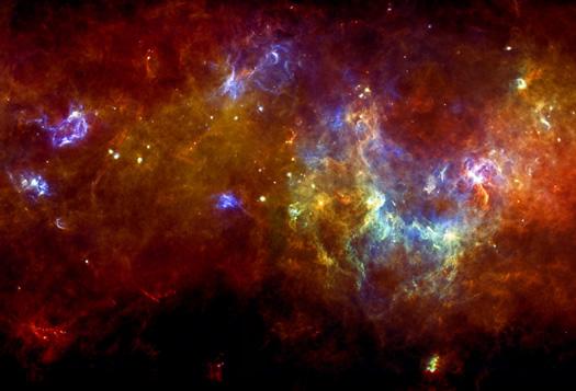 galaktik duzlem