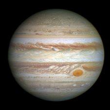 Jupiter_and_its_shrunken_Great_Red_Spot