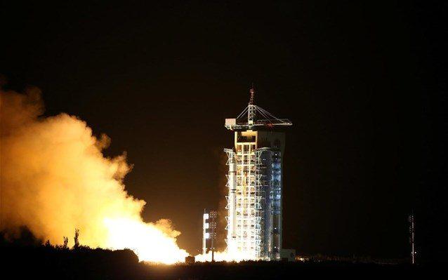 «Κώδικα που δεν σπάει» έστειλε κινεζικός δορυφόρος από το διάστημα στη Γη