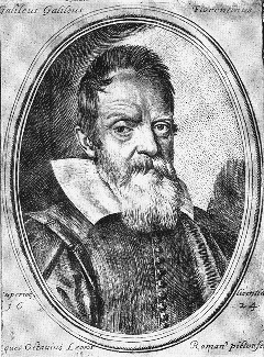 Galileo portrait