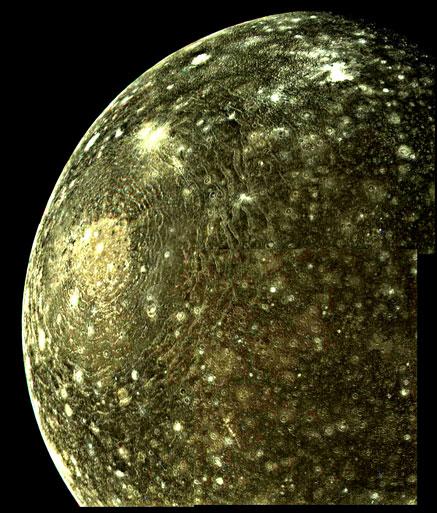 Callisto's Valhalla impact feature