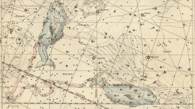 Star Constellation Facts: Pisces, the Fish