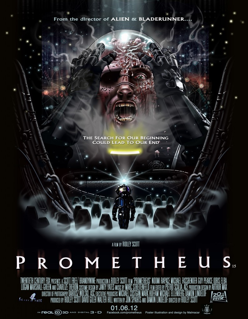 Prometheus 2012 Dual Audio English Hindi